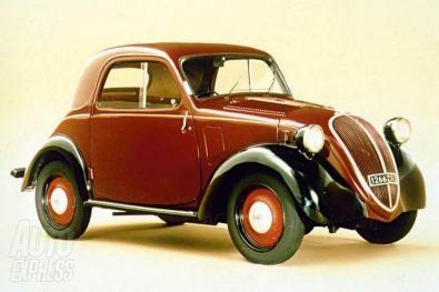 Nuova Fiat Topolino