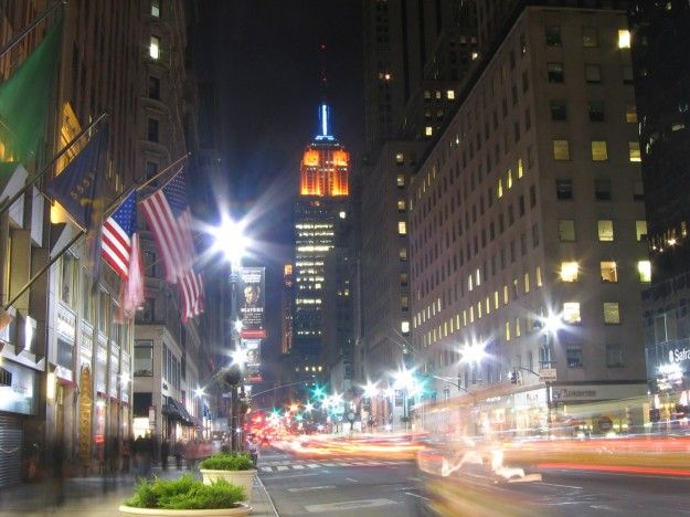 fifth avenue empire state building