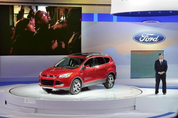 ford escape 2012 los angeles 2011 frontale