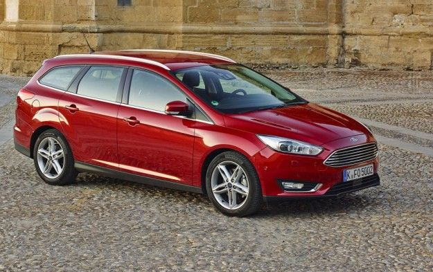 ford focus classifica station wagon