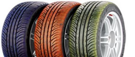 Gomme colorate