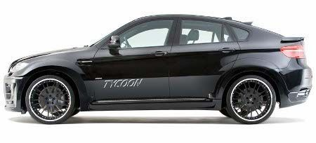 Hamann Tycoon X6 Laterale