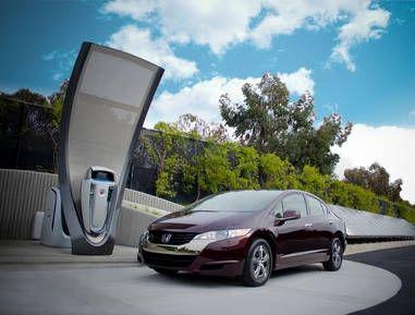 Honda stazione idrogeno