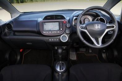 Nuova Honda Jazz