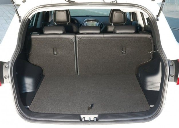 hyundai ix35 bagagliaio litri