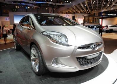 Hyundai I Mode