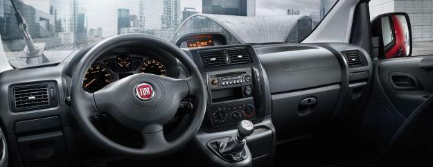 interni Fiat Scudo 2013