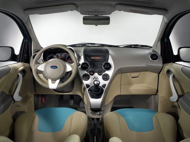 interni Ford Ka