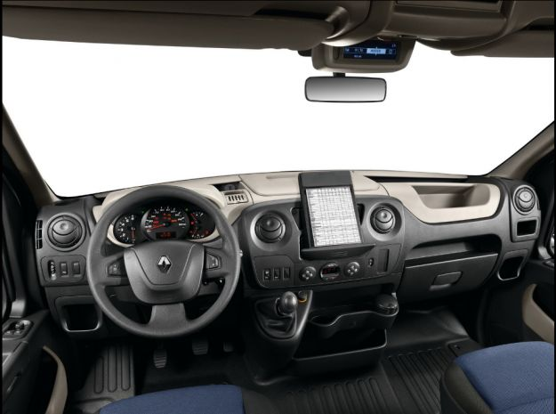 interni del Renault