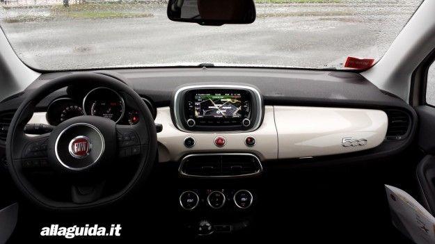 Fiat 500X Prova Su Strada Prezzi Motori E Interni FOTO
