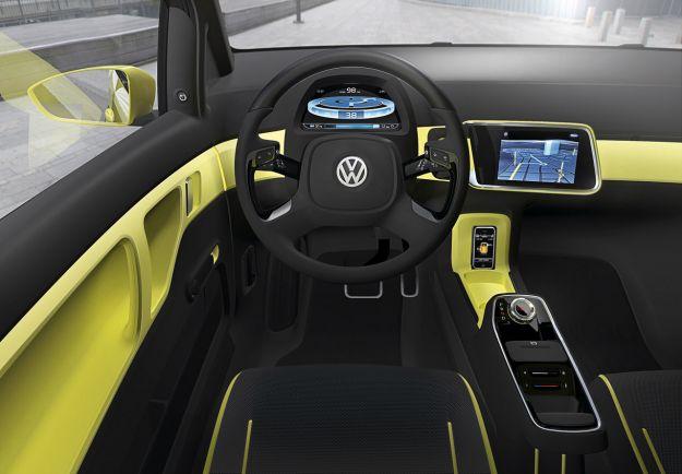 Volkswagen Studie E Up!