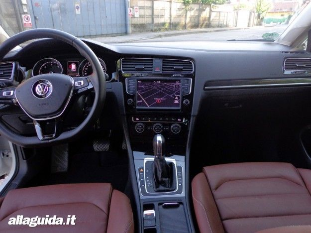 interni volkswagen golf 7
