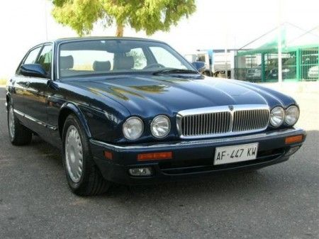 jaguar usate chilometraggio
