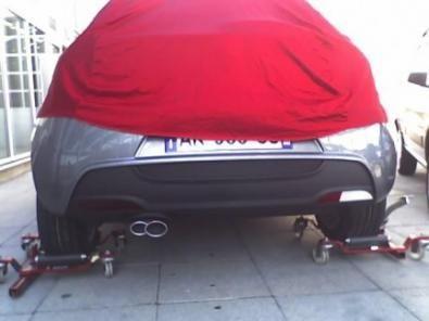 Foto Spia Alfa Romeo Junior