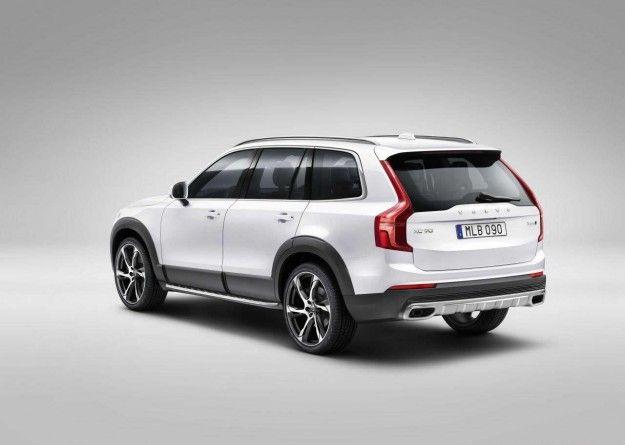 Volvo XC90 2015 prezzi