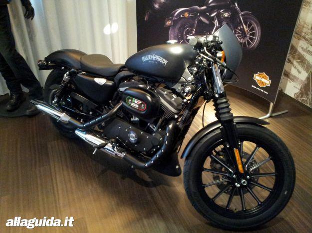la nuova Harley