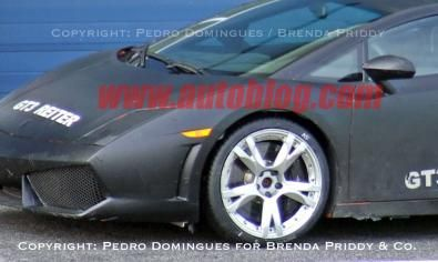 Lamborghini Gallardo LP560/4