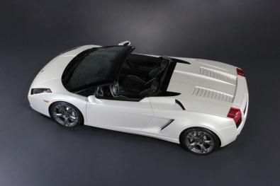 Lamborghini Gallardo Spider