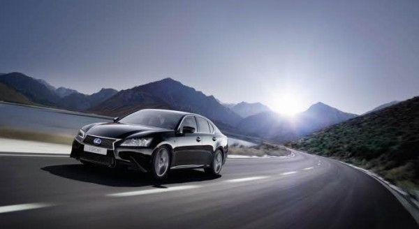 lexus gs 450h f sport 2