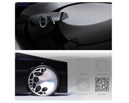 Lexus Nuaero Concept