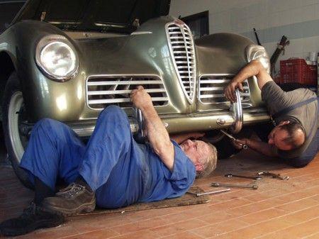 manutenzione auto risparmio benzina