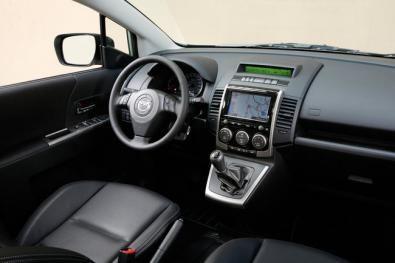 Nuova Mazda 5