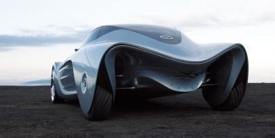 La Mazda Taiki, una concept car che vedremo a TOKIO, PRESENTA L'ULTIMA GENERAZIONE DI MOTORI ROTATIVI