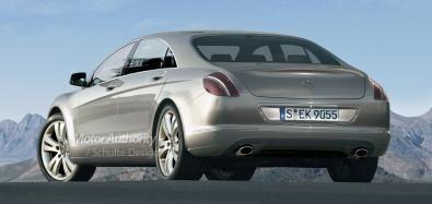 Nuova Mercedes Classe F