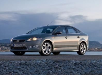 Ford Mondeo in allestimento Titanium