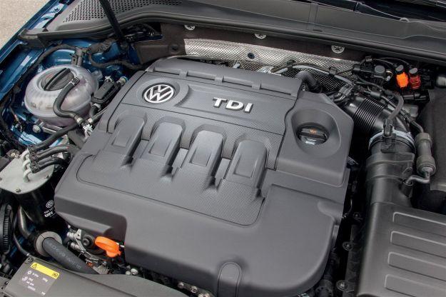 motore Volkswagen Golf Variant 2013