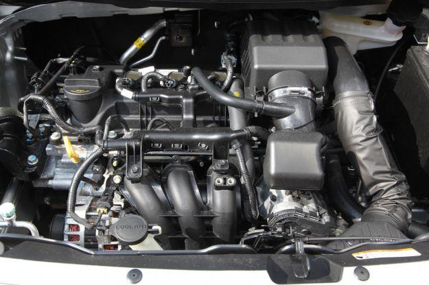 motore di Kia Picanto