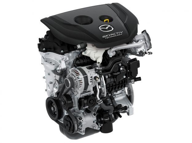 motore turbodiesel 1.5 nuova Mazda 2