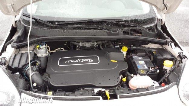 motori di fiat 500x