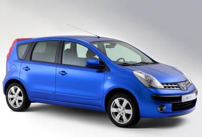 Nissan Note in offerta