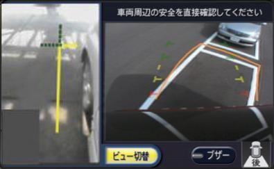 Il nuovo sistema di parcheggio di Nissan