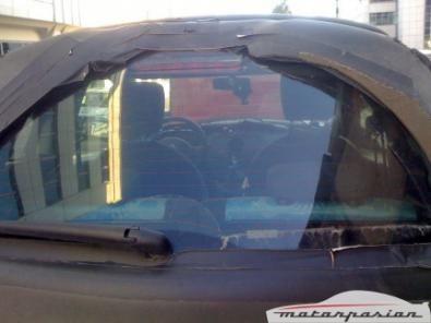 Fiat 500 Girdiniera foto spia