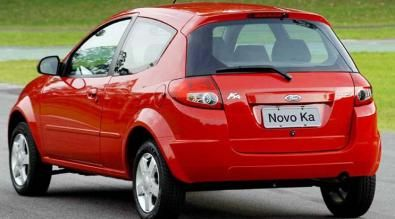 Ford Ka brasiliana