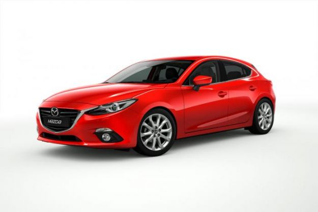 nuova Mazda 3, cerchi in lega