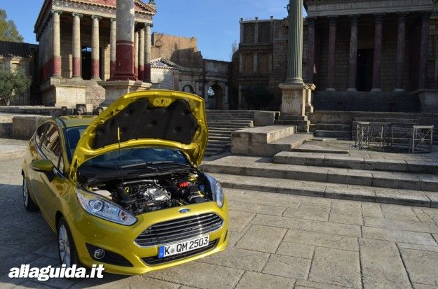 nuova ford fiesta 2013 motore
