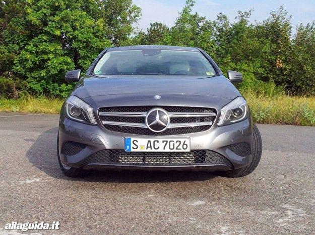 nuova mercedes classe a 2012 muso 2