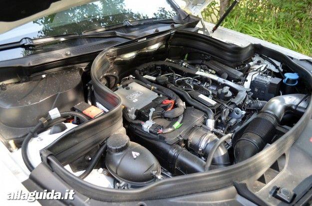 nuova mercedes glk 2012 motorizzazioni