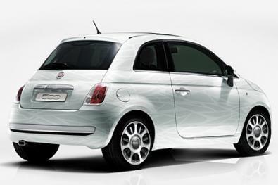 Nuova Fiat 500 Aria