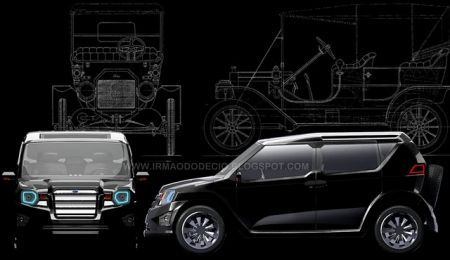 ford model t nuova