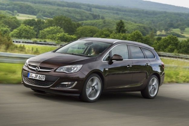 opel astra sports tourer classifica station wagon