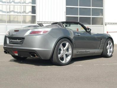 Opel GT by Imscher