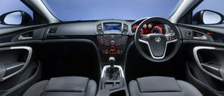 Opel Insignia Interni
