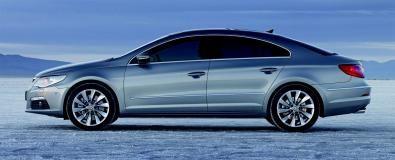 Nuova Volkswagen Passat Coupè