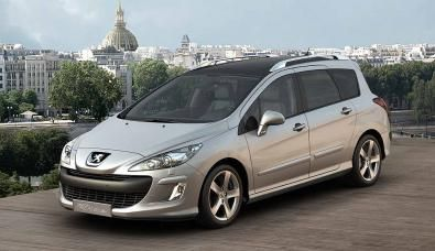 Peugeot 207 Station Wagon