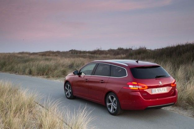 peugeot 308 sw classifica station wagon