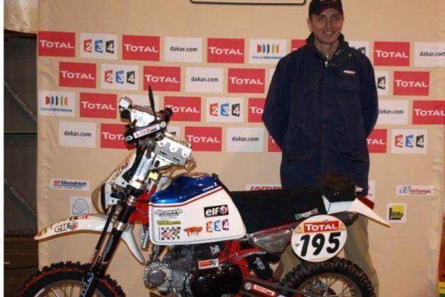 pit bike 150 Dakar 2009